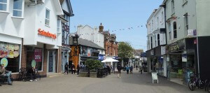 Shopping in Littlehampton