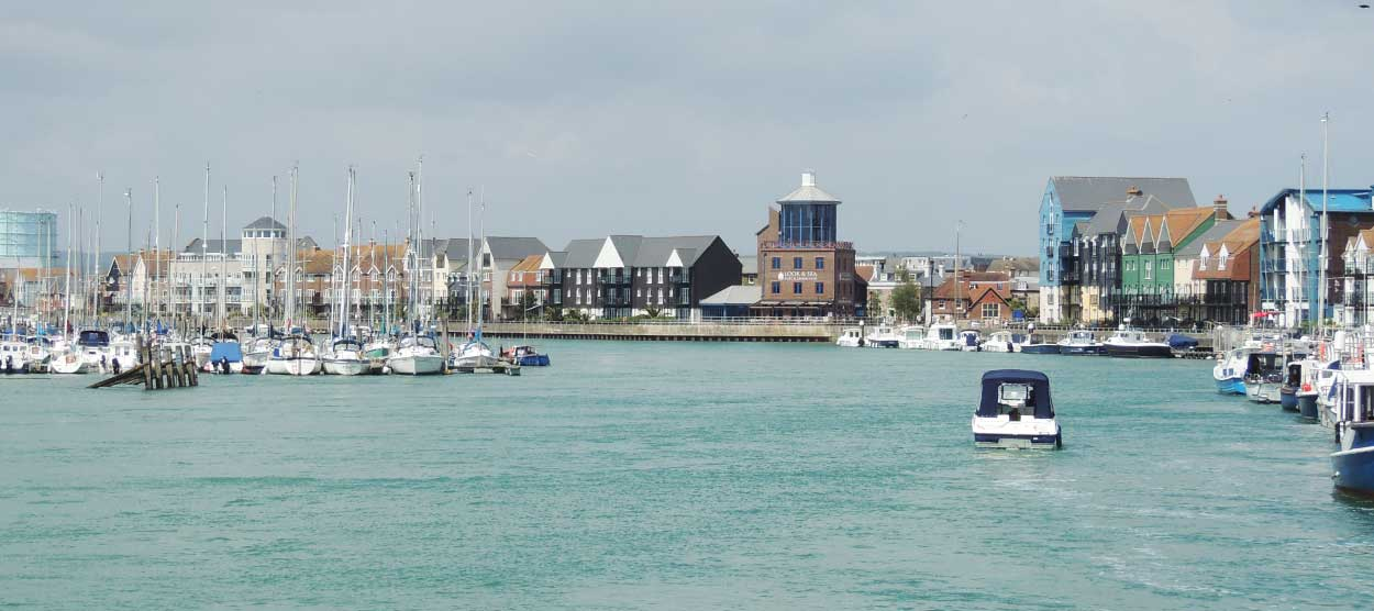Littlehampton harbour