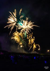 Fireworks in Littlehampton
