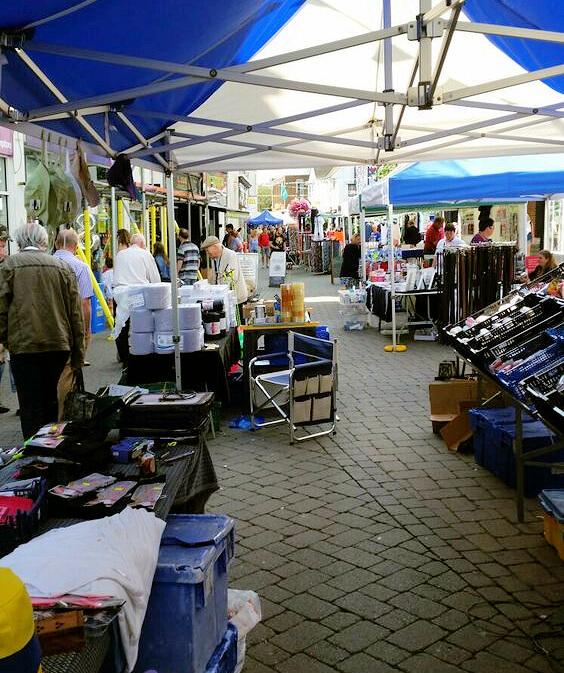 Littlehampton Friday Market