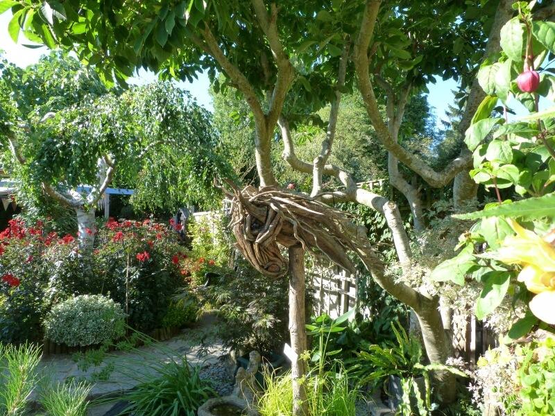Peelers Retreat Garden Open