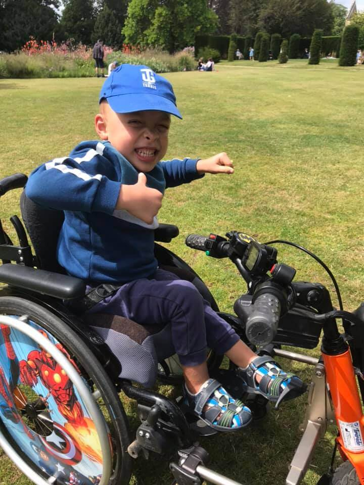 Charlie Fielding - Our Chosen Charity