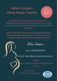 Helen Louisa Mind Body Family