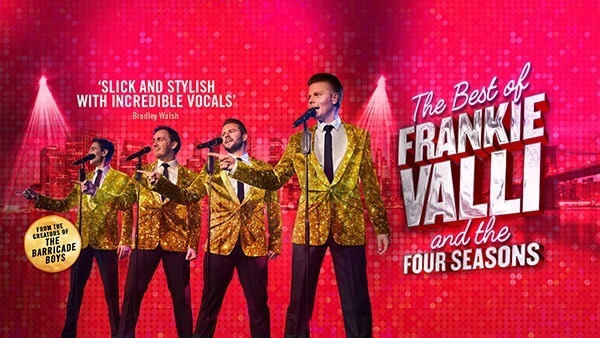 The Best of Frankie Valli and the Four Seasons - Live in Bognor