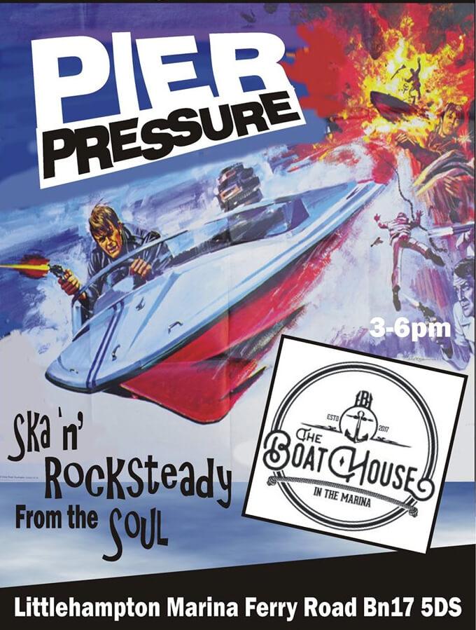 Pier Pressure Live