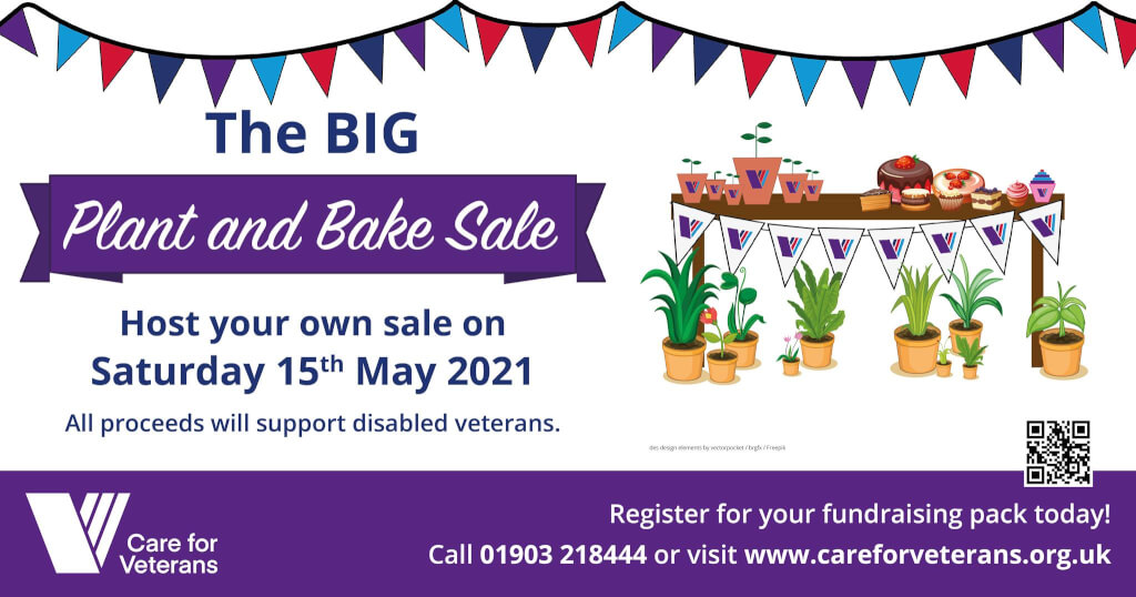 The BIG Plant and Bake Sale