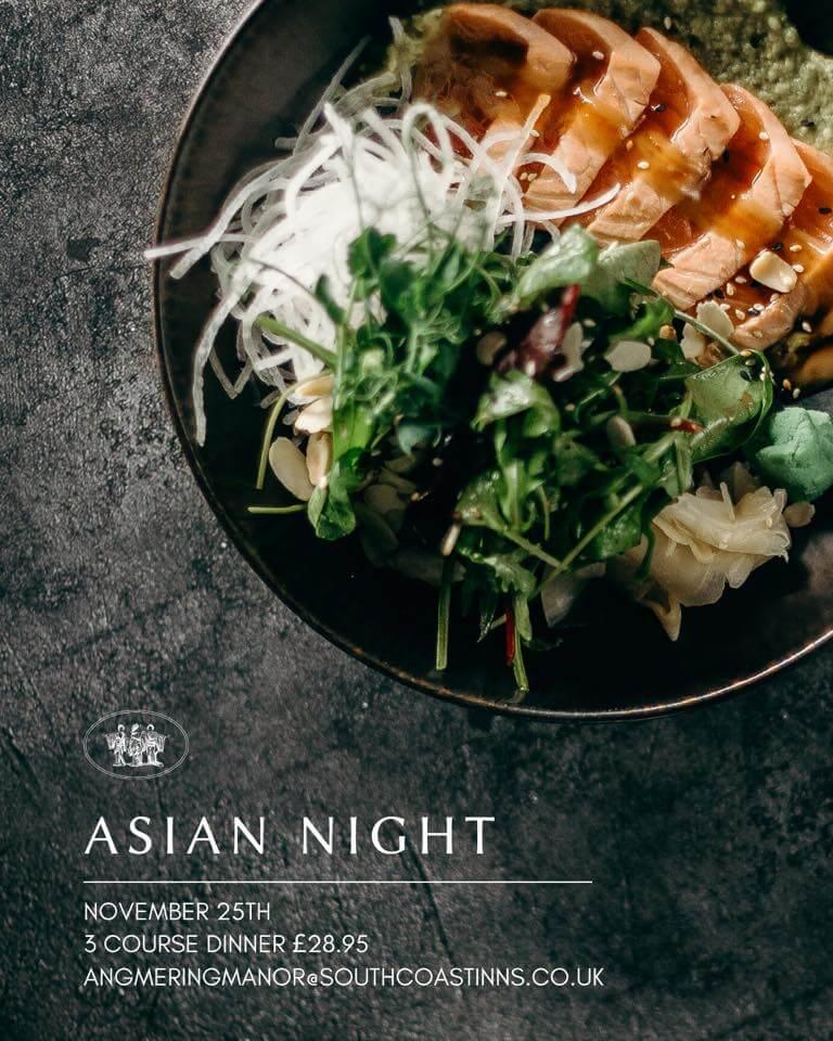 Asian Night