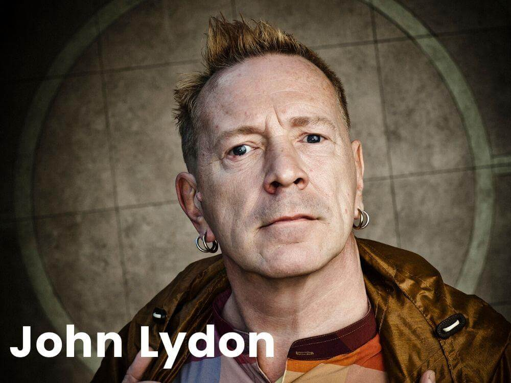 John Lydon I Could Be Wrong I Could Be Right