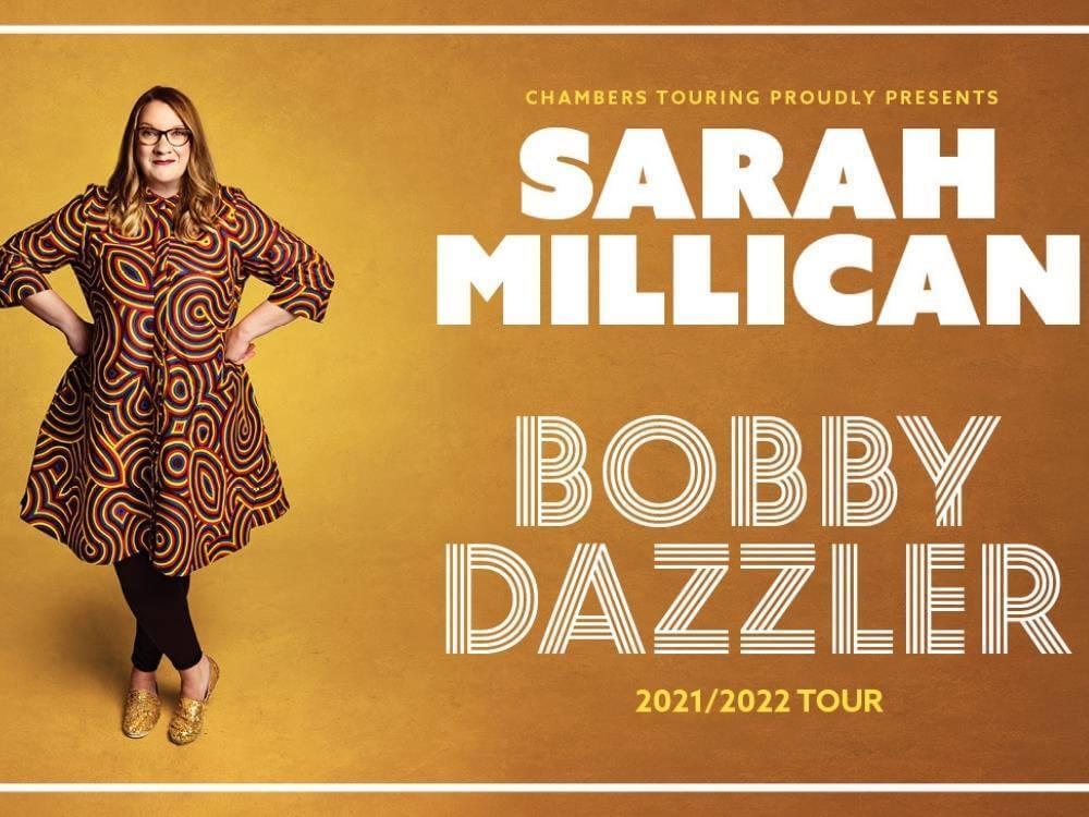 Sarah Millican Bobby Dazzler