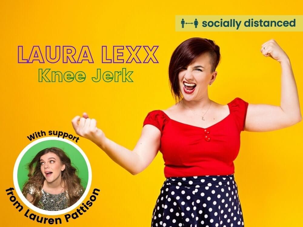 Laura Lexx: Knee Jerk & Lauren Pattison