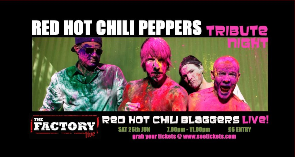 Red Hot Chili Blaggers