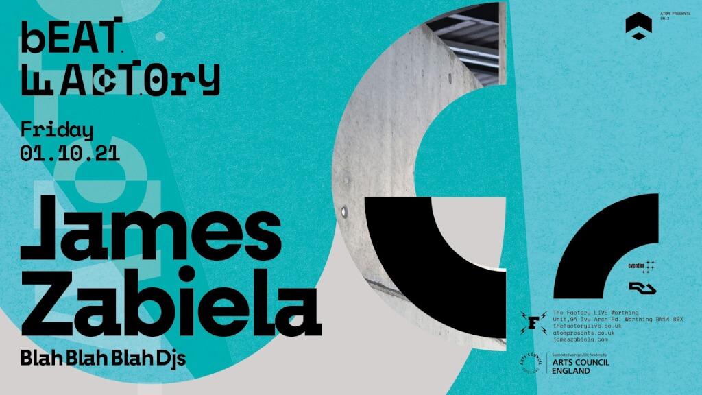 Beat Factory presents James Zabiela