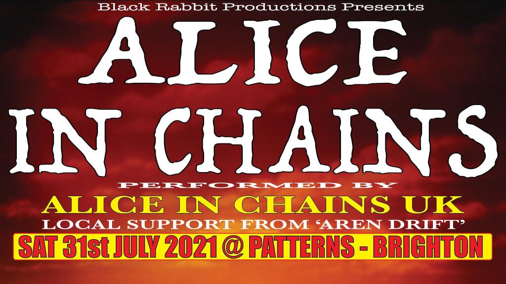 Alice in Chains Uk + Aren Drift