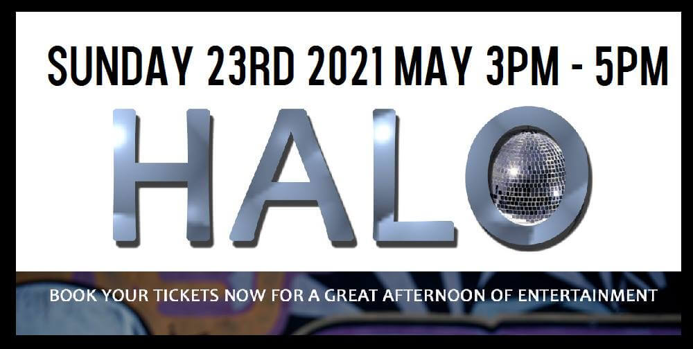 Halo at The Gaiety Southsea
