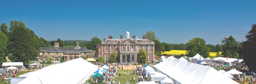 The Garden Show at Stansted Park Hampshire