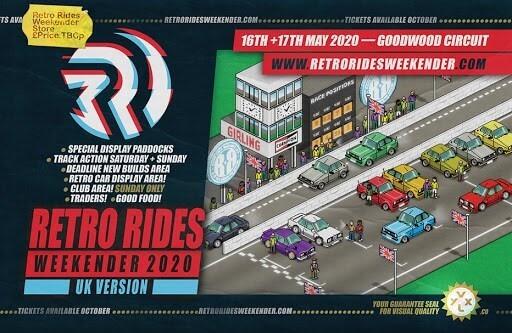 Retro Rides Weekender 2021