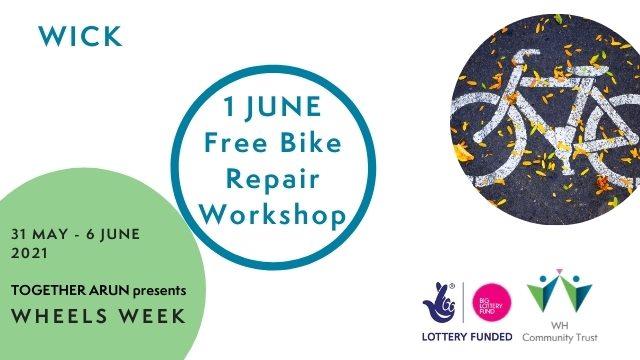 Wheels Week Bike Repair Workshops