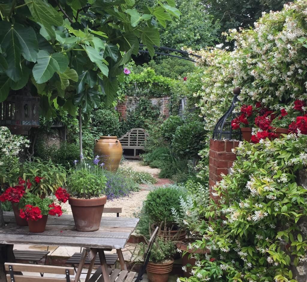 Design Your own small garden - Juliet Sargeant