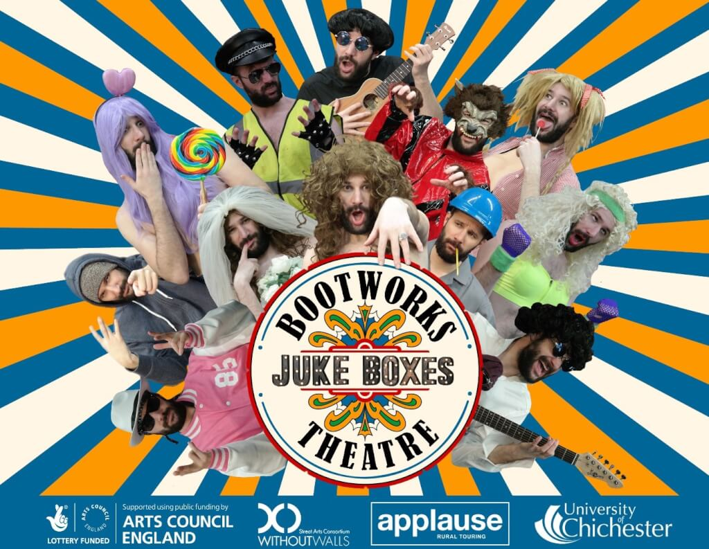 Love Local Arts – The Jukeboxes Bootworks