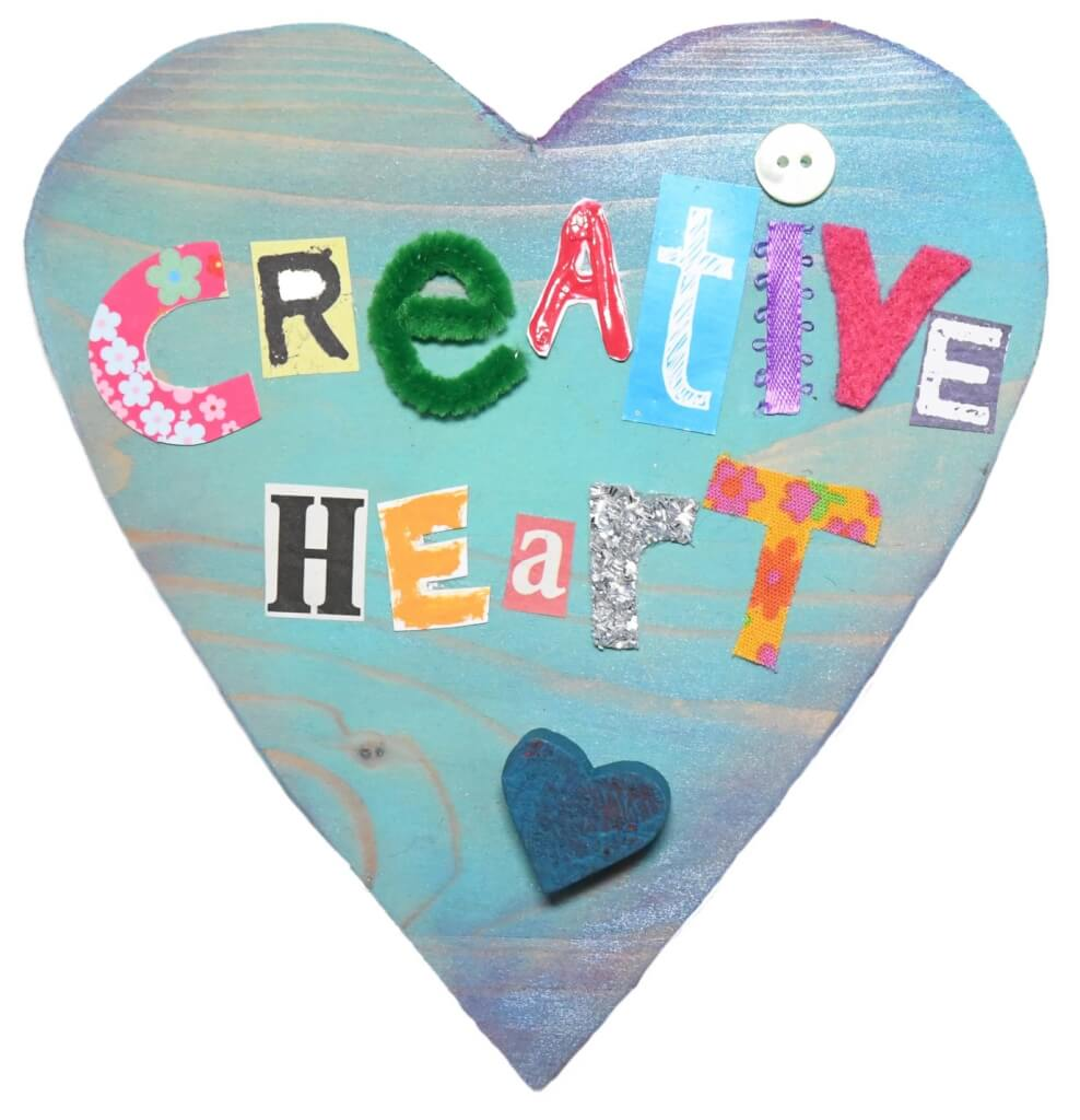 Love Local Arts Creative Heart Arts and Crafts Drop In