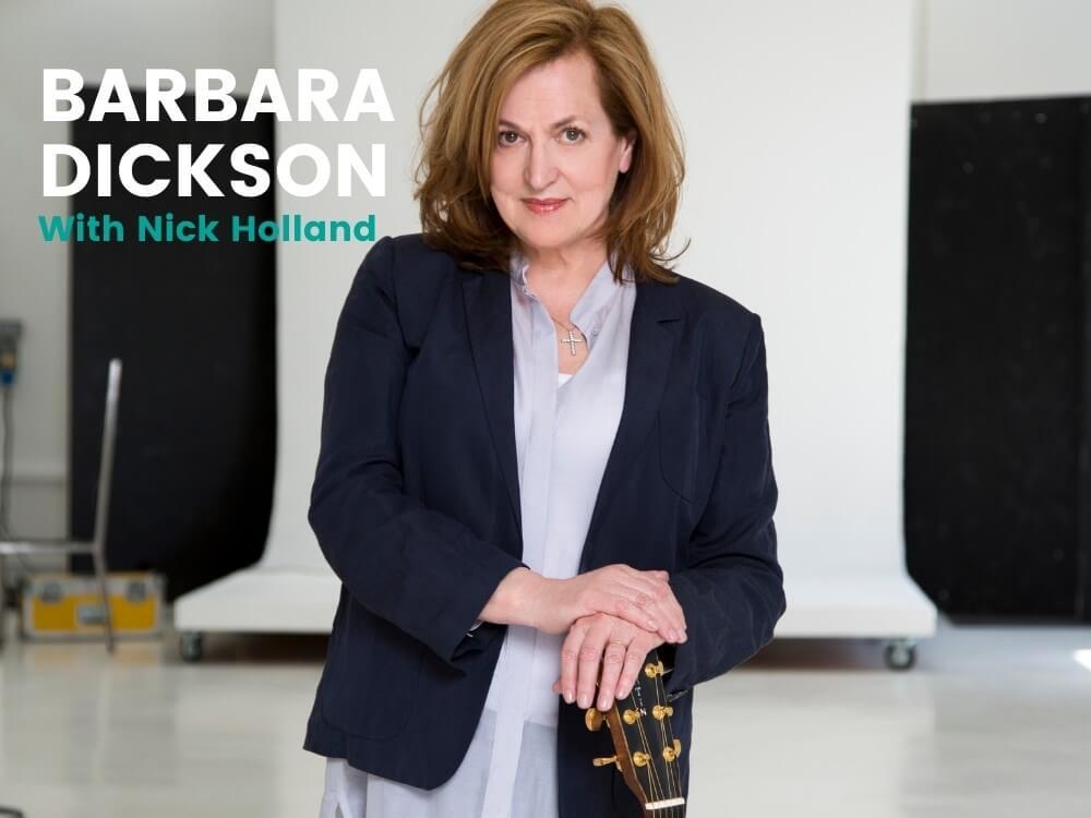 Barbara Dickson with Nick Holland