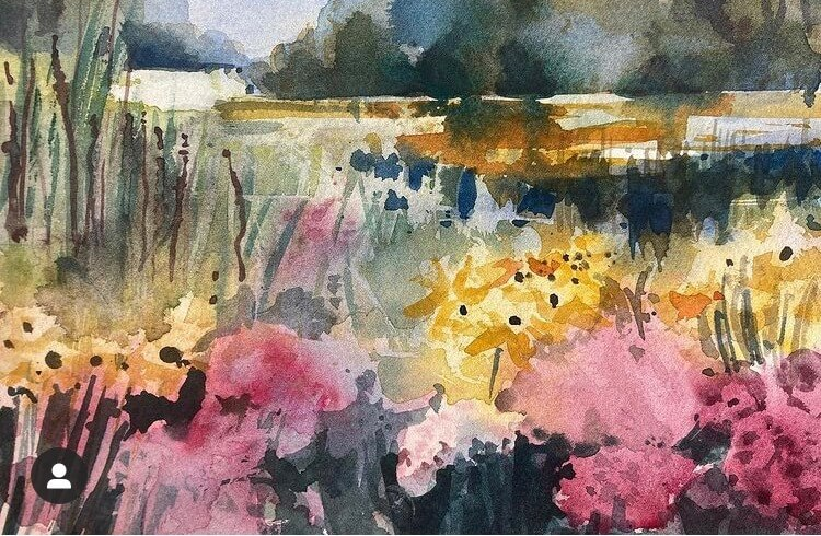 Watercolour Workshop with Emily Jolley