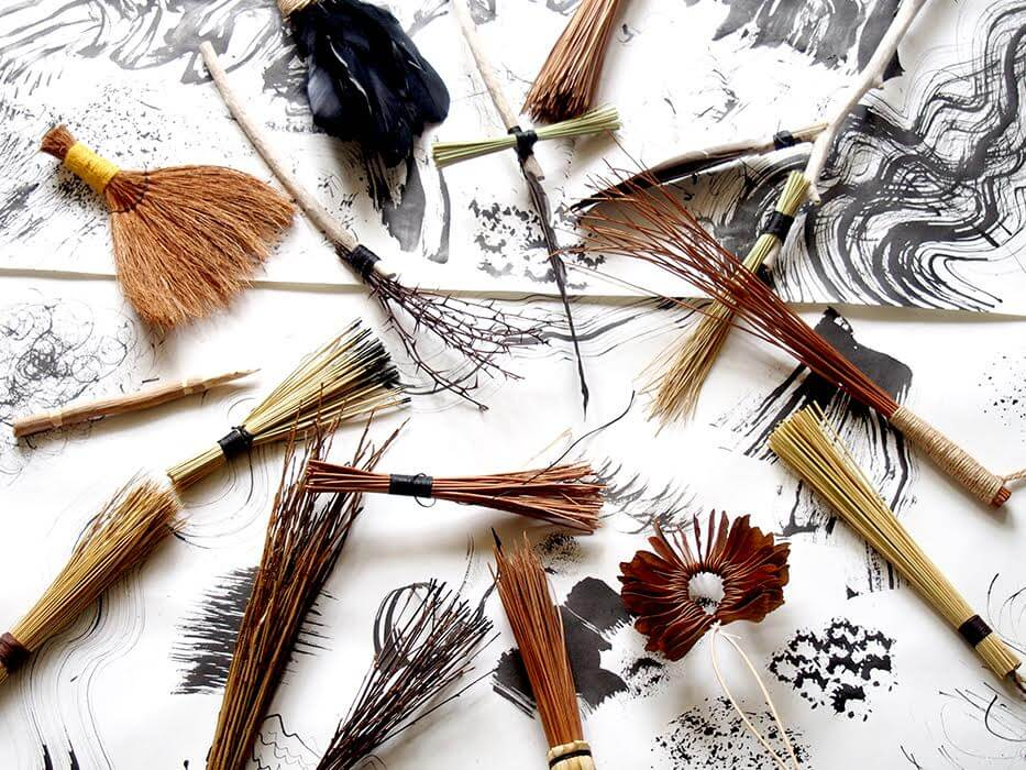 Making your Mark - a day of tool & mark making with Emily Jolley & Lucy Williams