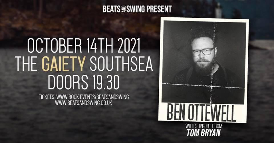 Beats & Swing present Ben Ottewell (Gomez)