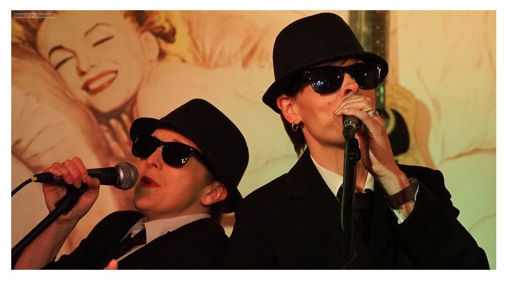 The Blues Brothers By The Decade Divas