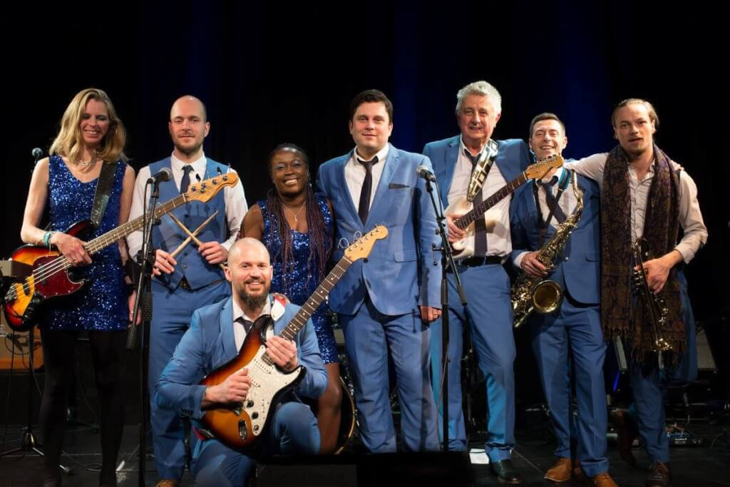 Autumn Soul and Funk with South Coast Soul Revue
