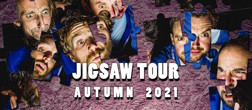 Hope & Social | Jigsaw Tour | Ropetackle