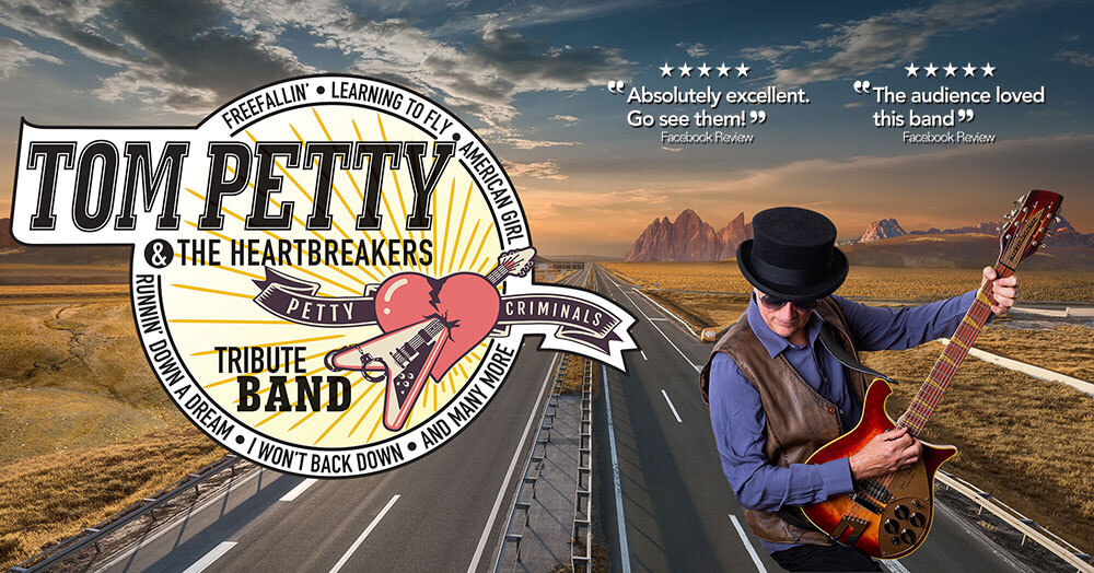 Petty Criminals – Tom Petty and the Heartbreakers Tribute