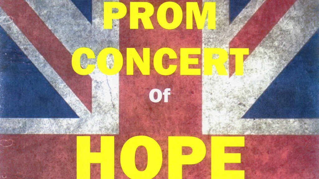 PROM CONCERT OF HOPE