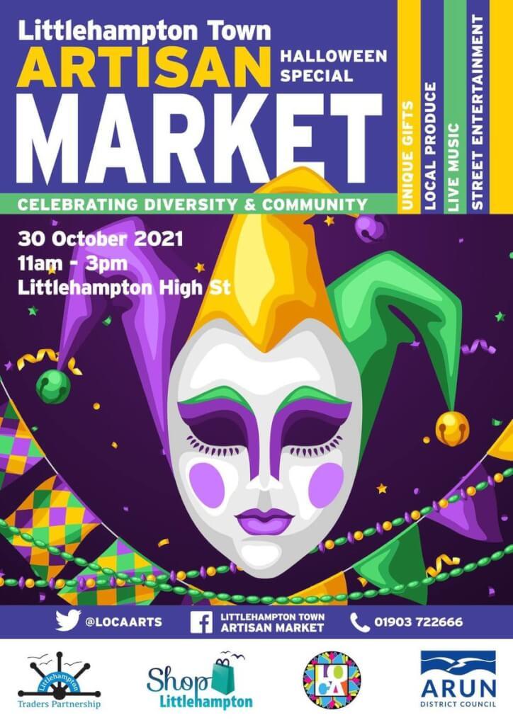 Artisan Market Halloween Special
