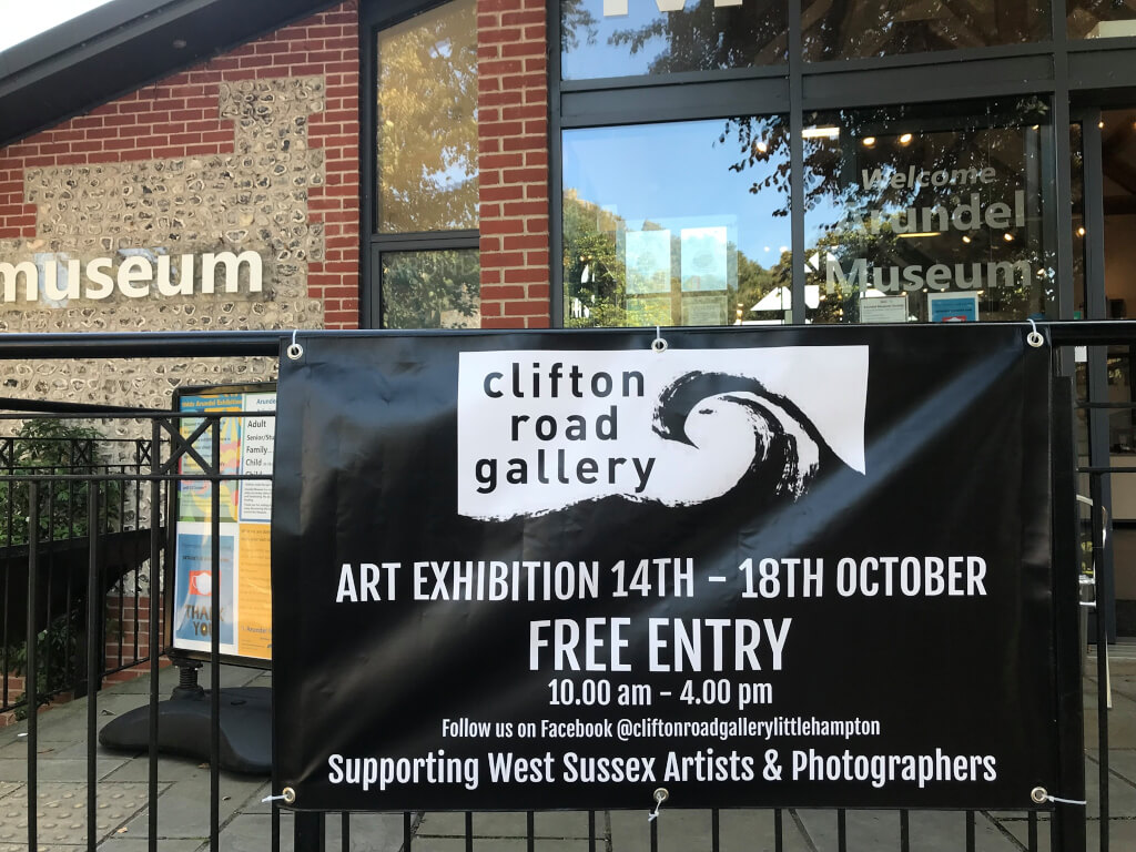 Exhibition of West Sussex Artists