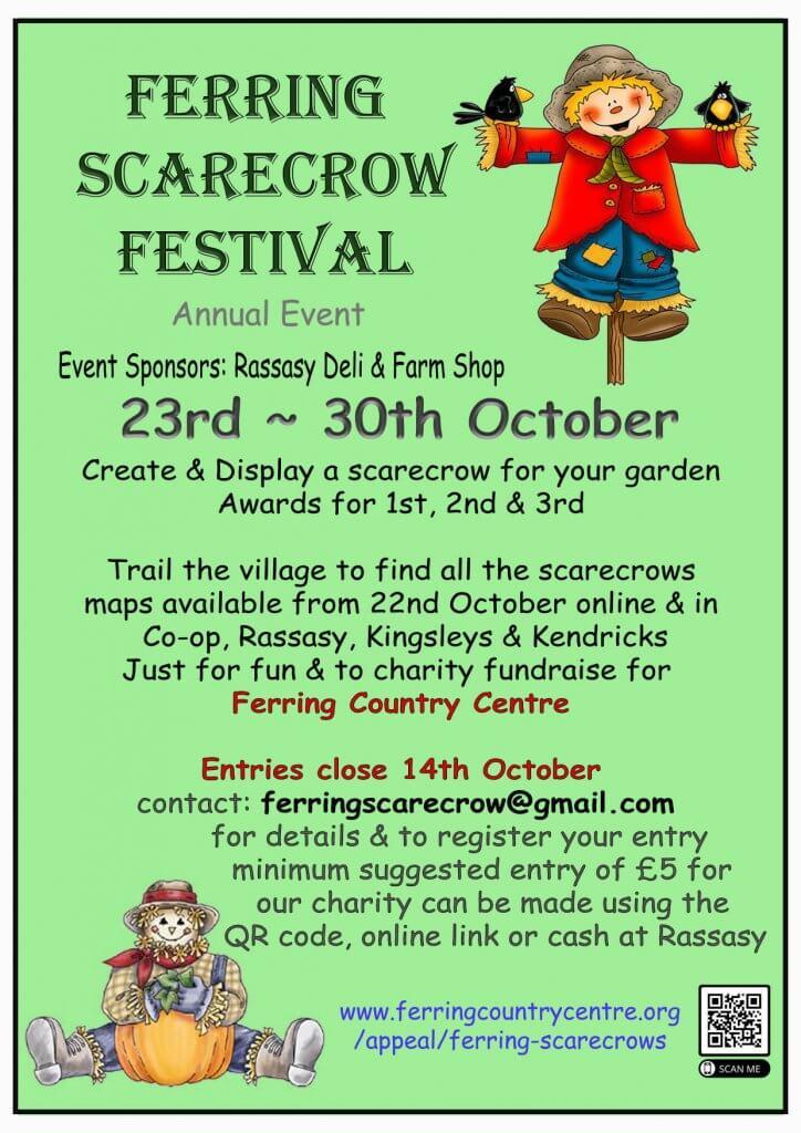 Ferring Scarecrow Festival