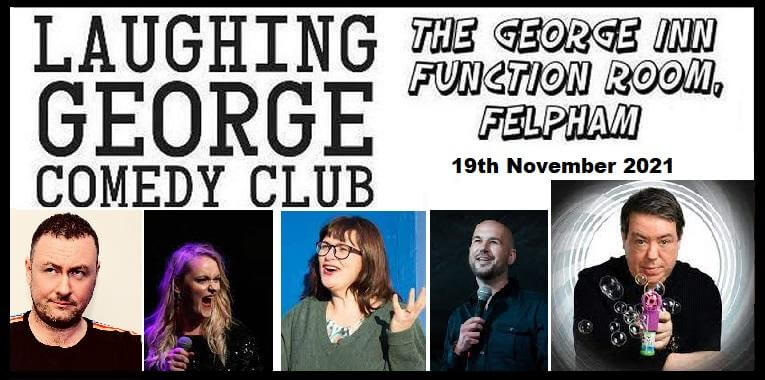 LAUGHING GEORGE COMEDY CLUB