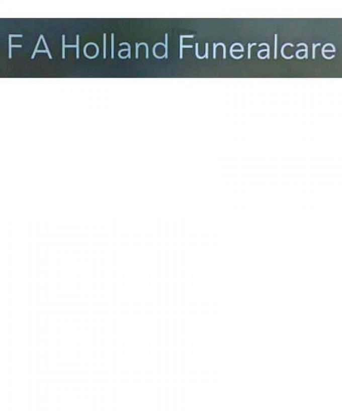 F A Holland