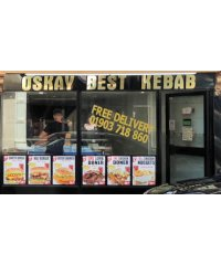 Oskay Best Kebab