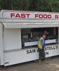 Sam & Stells Burger Van