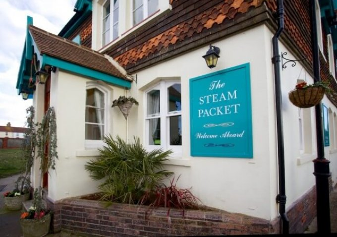 The Steam Packet