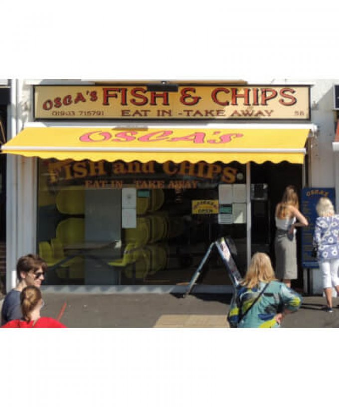 Oscas Fish and Chips