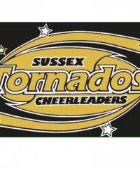 Sussex Tornados Cheerleaders