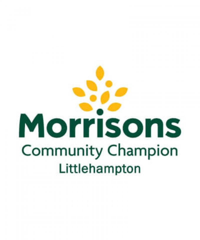Community Champion at Morrisons Littlehampton