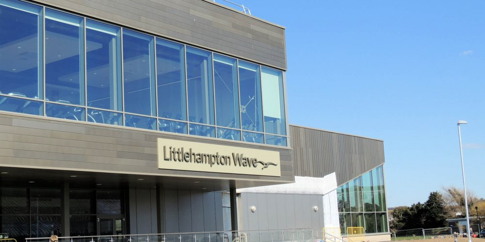The Littlehampton Wave