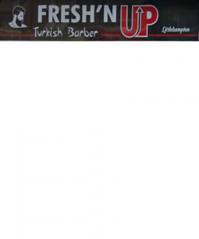 Fresh'n Up Turkish Barber