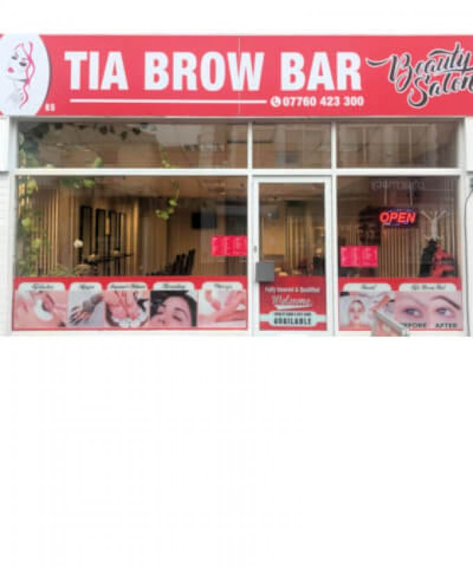 Tia Brow Bar
