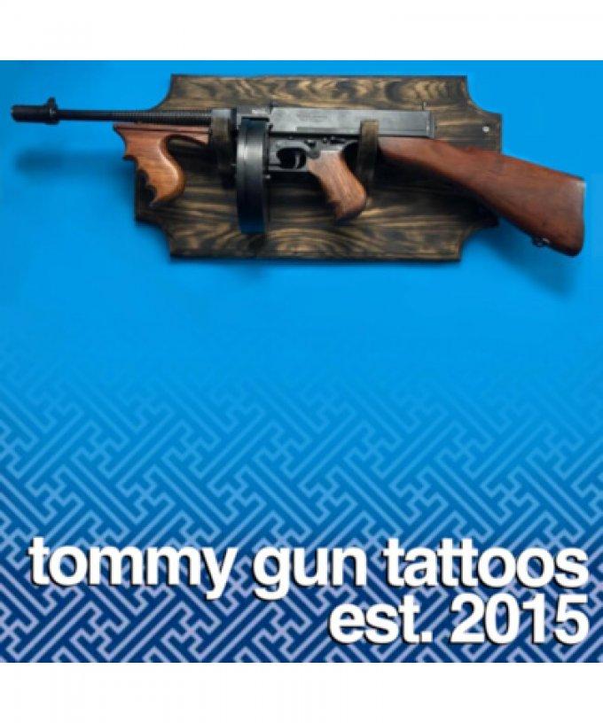 Tommy Gun Tattoos