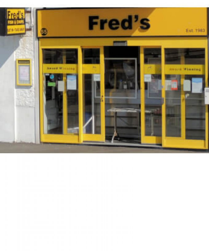 Freds Fish and Chips