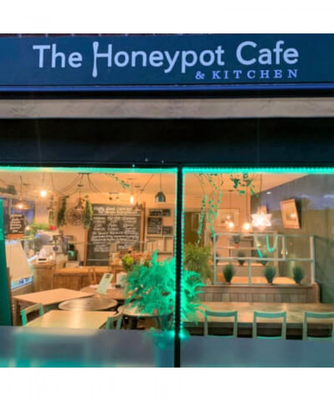 The Honeypot Cafe